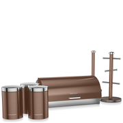 Morphy Richards 974099 6 Piece Storage Set - Copper