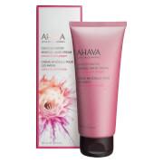 Минеральный крем для рук с ароматом кактуса и розового перца AHAVA Mineral Hand Cream— Cactus and Pink Pepper фото