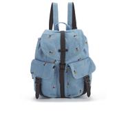 Herschel Supply Co. Women's Dawson Disney Backpack - Denim/Black Poly