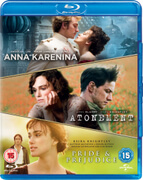 Joe Wright Triple Pack (Resleeve)