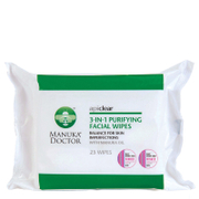 Manuka Doctor ApiClear 3-in-1 Purifying Facial Wipes