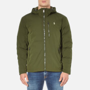 Polo Ralph Lauren Mens Hooded Anorak  Armadillo  S
