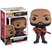 Figurine Pop! Deadshot (Démasqué) - Suicide Squad