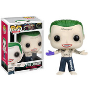 Suicide Squad Joker Shirtless Funko Pop! Figur