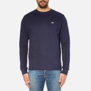 Lacoste Men's Sweatshirt - Navy Blue
