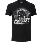 Suicide Squad Men's Taskforce X T-Shirt - Schwarz