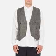 Selected Homme Men's One Anton Waistcoat - Dark Grey