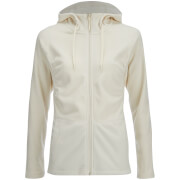The North Face Women's Mezzaluna Full Zip Hoody - Vintage White