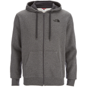 The North Face Men's Open Gate Full Zip Hoody - Medium Grey Heather