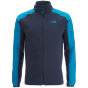 The North Face Men's Glacier Delta Full Zip Jumper - Urban Navy