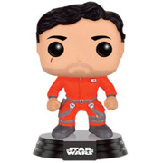 Star Wars Poe Dameron Jumpsuit EXC Pop! Vinyl Figure Bobblehead
