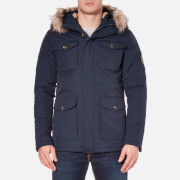 Superdry Men's Military Everest Parka - Navy