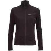 Jack Wolfskin Women's Gecko Jacket - Black - XS