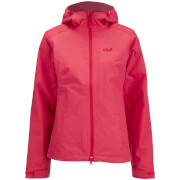 Jack Wolfskin Women's Northern Sky Jacket - Hibiscus Red - S