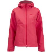 Jack Wolfskin Women's Northern Sky Jacket - Hibiscus Red - M