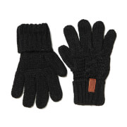 Superdry Women's North Gloves - Black