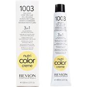 Revlon Professional Nutri Color Creme 1003 Pale Gold 100ml