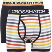 Boxers Crosshatch
