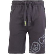 Crosshatch Men's Pacific Jog Shorts - Magnet