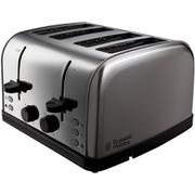 Russell Hobbs 18790 4 Slice Futura Toaster - Stainless Steel