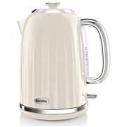 Image of Breville Impressions VKJ956 Jug Kettle in Vanilla Cream