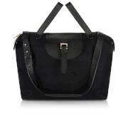 meli melo Women's Thela Medium Weekender Bag - Black