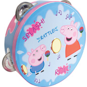 Image of Peppa Pig Splish Splash Tambourine