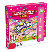 Image of Monopoly Junior - Shopkins Edition