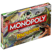 Image of Monopoly - Dinosaurs Edition