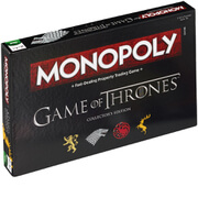 Image of Game of Thrones Monopoly Board Game