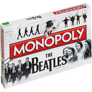 Image of Monopoly Board Game - The Beatles Edition