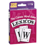 Top Card Tuck Box - Lexicon
