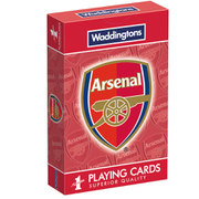 Image of Waddingtons Number 1 Playing Cards - Arsenal F.C Edition