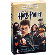 Image of Harry Potter Playing Cards