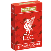 Image of Waddingtons Number 1 Playing Cards - Liverpool F.C Edition