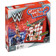 Image of Guess Who - WWE Edition