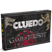 Image of Cluedo Mystery Board Game - Game of Thrones Edition