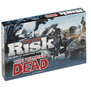 Risk Board Game - The Walking Dead Edition