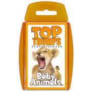 Classic Top Trumps - Baby Animals