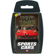 Image of Classic Top Trumps - Sports Cars