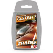 Classic Top Trumps  Trains