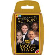 Classic Top Trumps - Movie Stars