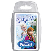 Top Trumps Card Game - Frozen Edition