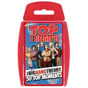 Top Trumps Card Game - The Big Bang Theory Edition