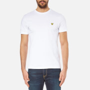 Lyle & Scott Men's Crew Neck T-Shirt - White