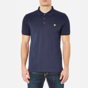 Lyle & Scott Men's Short Sleeve Polo Shirt - Navy