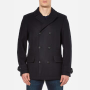 Tommy Hilfiger Men's Classic Peacoat - Navy