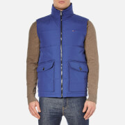 Tommy Hilfiger Men's Hampton Down Gilet - Sodalite Blue