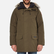 Canada Goose Men's Langford Parka - Military Green