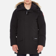 Canada Goose Men's Langford Parka Jacket - Black - L - Black